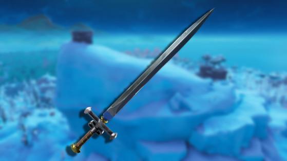 Fortnite : une épée médiévale dans le jeu