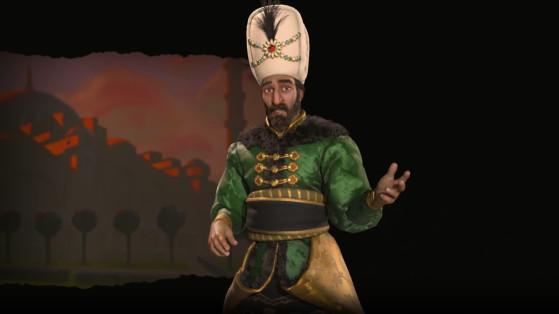 Civilization 6 Ottoman