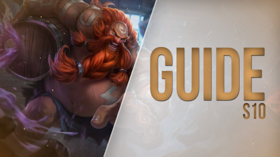 Guide LoL, Gragas Support, S10