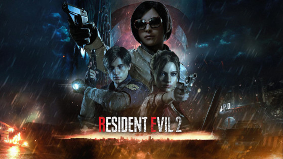 Resident Evil 2 : Trailer live action, Horror of Racoon City