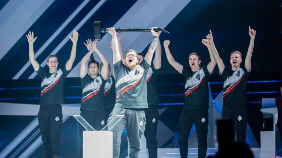 Rainbow Six Invitational 2019 : G2 Esports entre dans la légende