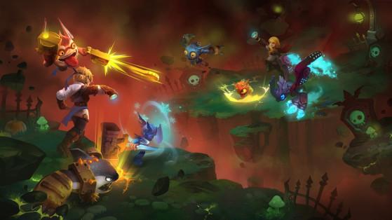 Skylanders Ring of Heroes : éléments, avantages élémentaires