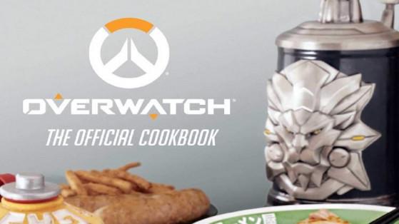 Overwatch : Official Cookbook, Octobre 2019, livre de recettes