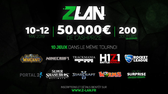 ZLAN by Zerator la decathlan de l'esport