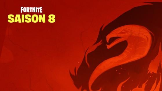 Fortnite : saison 8, second teaser