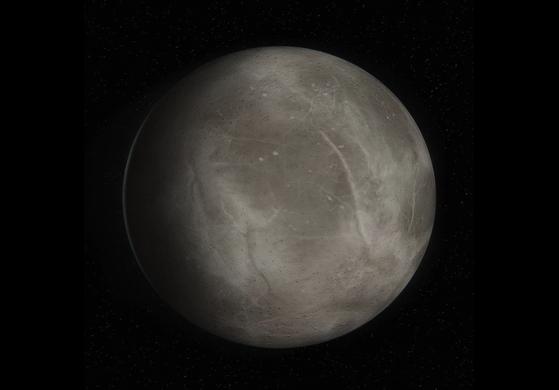 Cellin présente quelques airs de ressemblance avec notre chère Lune ... - Star Citizen