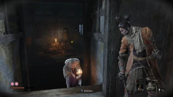 Même les petites vieilles sont vos ennemies, ne leur offrez aucune pitié, c'est pour toutes les fois où vous avez fait la queue à la caisse. - Sekiro : Shadows Die Twice
