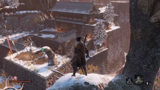 Sekiro : Shadows Die Twice