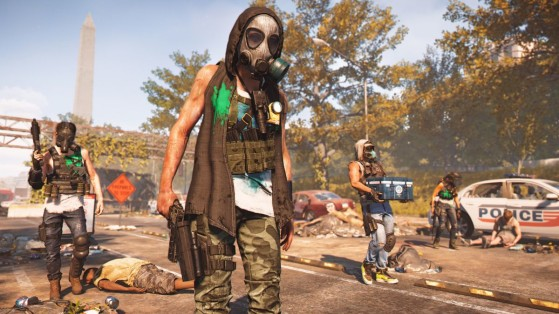The Division 2 : mise à jour, patch day one, PS4