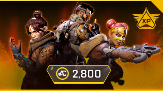 Apex Legends : passe de combat, prix et récompenses