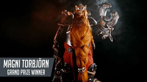 Overwatch Cosplay Battle Europe : La France gagne le premier prix !