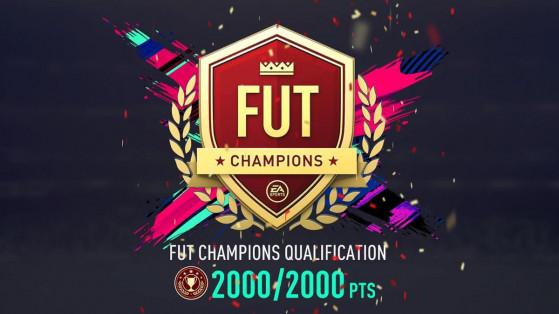 FIFA 19 : 24 heures supplémentaires pour l'inscription à FUT Champions