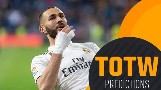 FUT 19 : prédiction équipe de la semaine, TOTW 29
