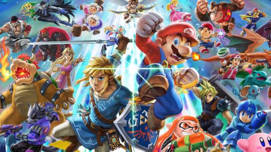 Super Smash Bros. Ultimate : mode créateur de niveaux, éditeur, Nintendo