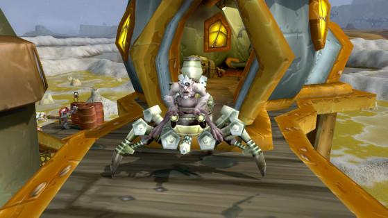 Krugg le Futé - World of Warcraft