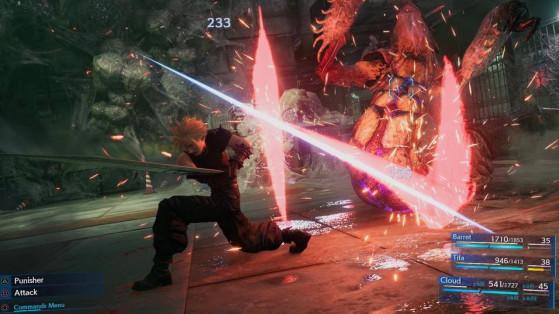 Final Fantasy 7 Remake est toujours un jeu épisodique