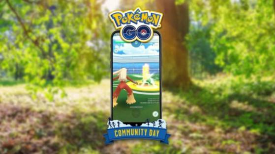 Pokemon GO : Braségali Community Day, Rafale Feu, spécial move