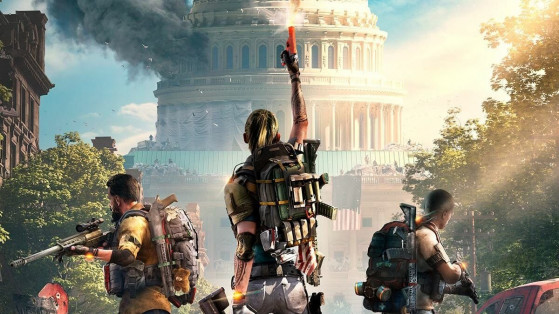 The Division 2 : ventes, Uplay, Steam, Epic Games Store