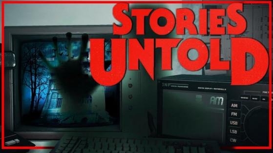 Epic Games Store : Stories Untold gratuit