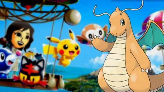 Pokemon Rumble Rush : événement Dracolosse, nouveaux Pokemon