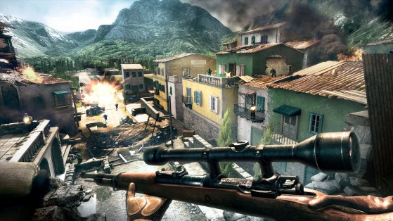 E3 2019 : Sniper Elite VR, gameplay