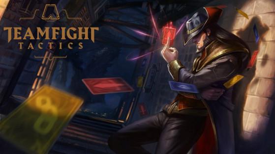LoL : Combat tactique, TFT Teamfight tactics : Twisted Fate, Sorcier Pirate