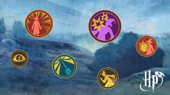 Harry Potter Wizards Unite : Guide des Stats de Sorcier, Profession HPWU