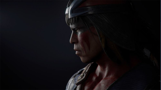 Mortal Kombat 11 : NightWolf dévoilé, nouveau personnage, Kombat Pass