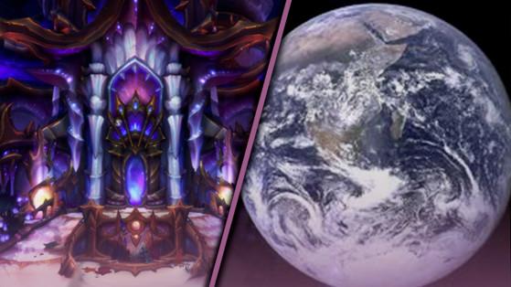 WoW Progress World : Palais éternel