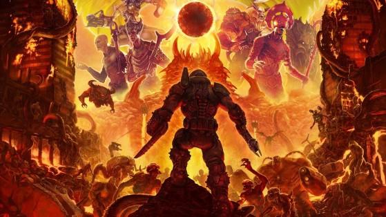 Aperçu DOOM Eternal : preview, PC, PS4, Xbox One, Nintendo Switch