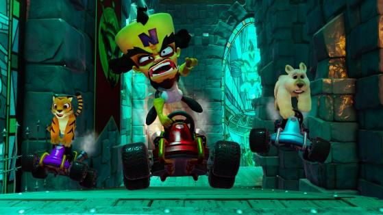 Crash Team Racing : acheter des pièces wumpa sera bientôt disponible !