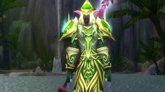 WoW Classic : Set d'armure T3 du Druide (Grande tenue de marcherêve)