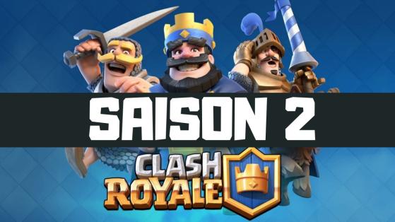 Clash Royale, saison 2 Le Naufrage : nouvelle arène, pass royale