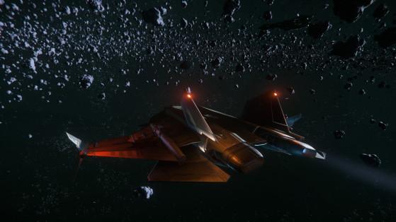 Star Citizen : Le rapport mensuel de juillet pour Squadron 42