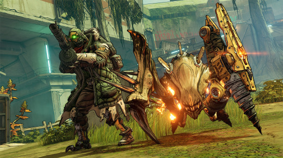 Guide Borderlands 3, classe : Fl4k, le roi des bêtes, build