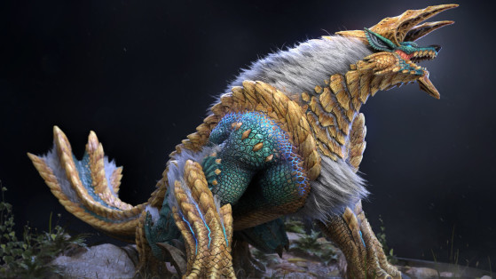 MHW Iceborne : Guide Zinogre, monstre