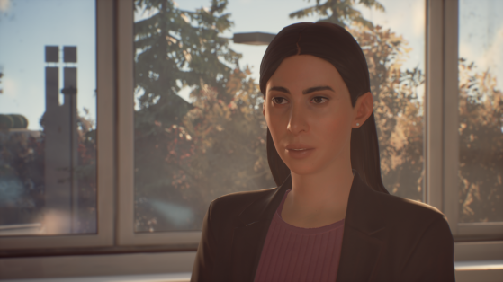 L'agent spécial Flores - Millenium
