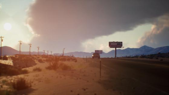 Le désert à perte de vue - Millenium