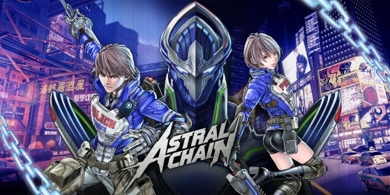 Test Astral Chain sur Nintendo Switch