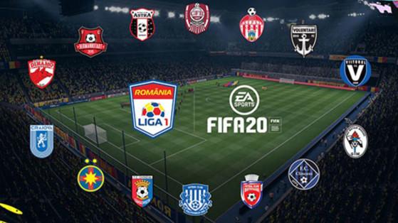 FIFA 20 : La Liga 1 Roumaine devient une licence officielle