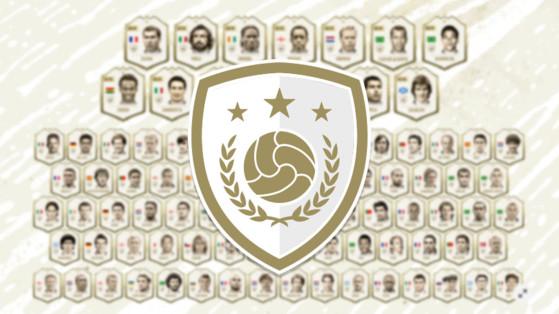 FIFA 20 : les Icônes du mode Ultimate Team, cartes et notes