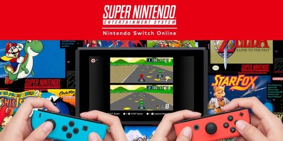 Nintendo Switch Online : 20 jeux SNES disponibles pour les abonnés