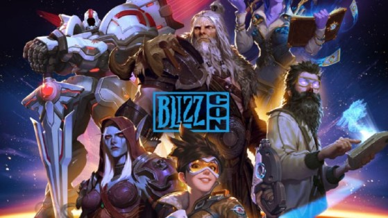 Blizzcon 2019 : 56 jours avant le lancement, poster commémoratif Diablo
