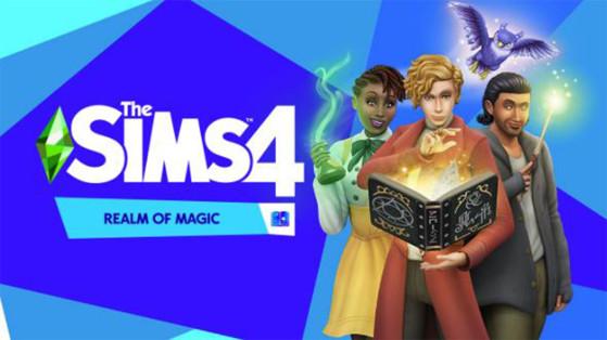 Les Sims 4 Monde Magique : Heure de sortie, date