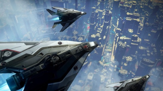 Star Citizen : Patch alpha 3.10