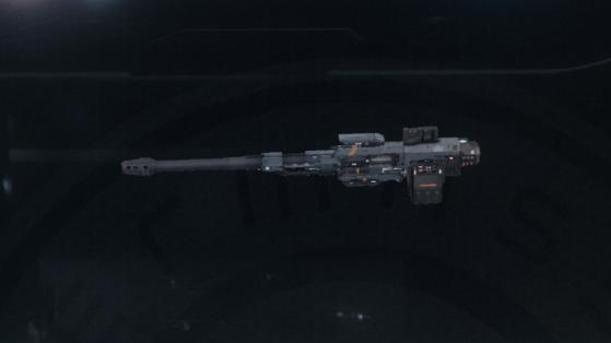 Star Citizen : Arme 9-Series LongswordBallistic Autocannon