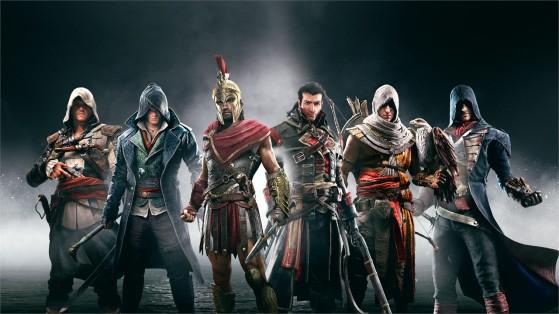 Assassin's Creed : ventes, historique, chiffres, licence, Ubisoft