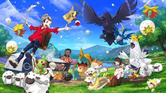Pokemon Epee et Bouclier : sauvegarde automatique