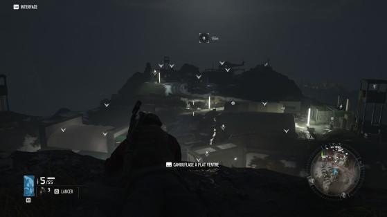 La nuit ne sera pas le même obstacle que pour Wildlands, la Lune brille comme un soleil ici. - Ghost Recon Breakpoint