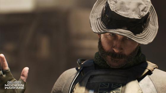 Call of Duty Modern Warfare : Patch d'avant sortie officielle